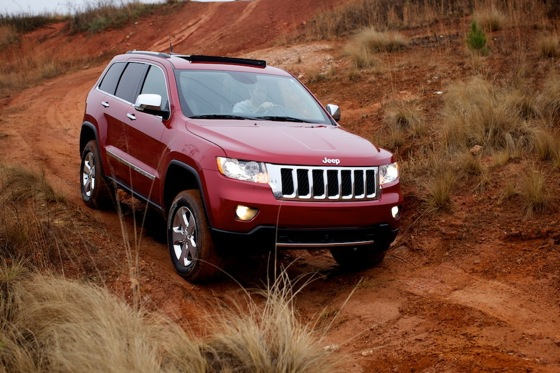 2011 Jeep Grand Cherokee - New Car Review featured image large thumb5