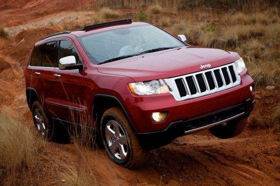 2011 Jeep Grand Cherokee - New Car Review featured image large thumb6