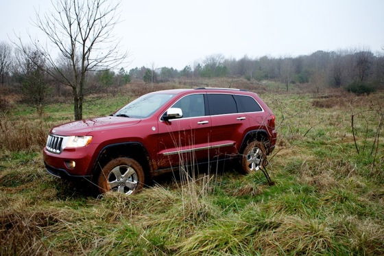 2011 Jeep Grand Cherokee - New Car Review featured image large thumb9