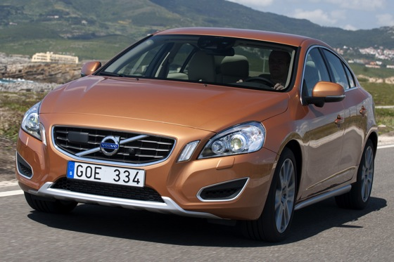 2011 Volvo S60 T6 - New Car Review featured image large thumb0