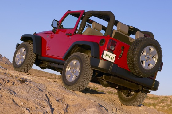 2007 - 2010 Jeep Wrangler - Used Car Review featured image large thumb2