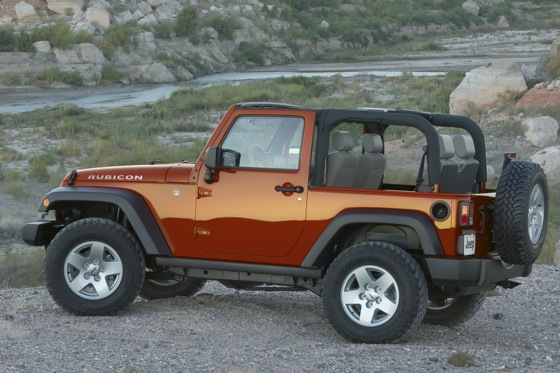 2007 - 2010 Jeep Wrangler - Used Car Review featured image large thumb4