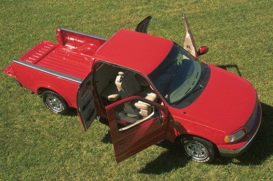 1997 - 2003 Ford F-150 - Used Car Review featured image large thumb3