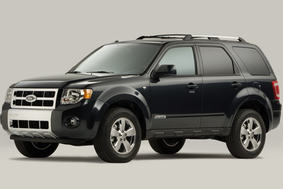 2008 - 2010 Ford Escape - New Car Review featured image large thumb1