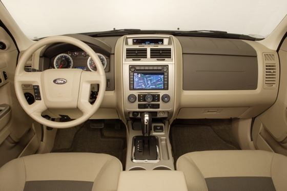 2008 - 2010 Ford Escape - New Car Review featured image large thumb3