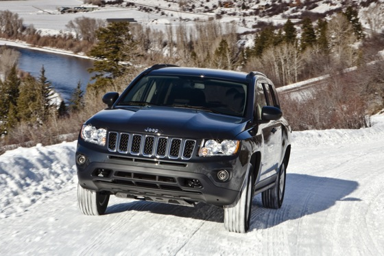 Compass Points - 2011 Jeep Compass First Drive featured image large thumb2