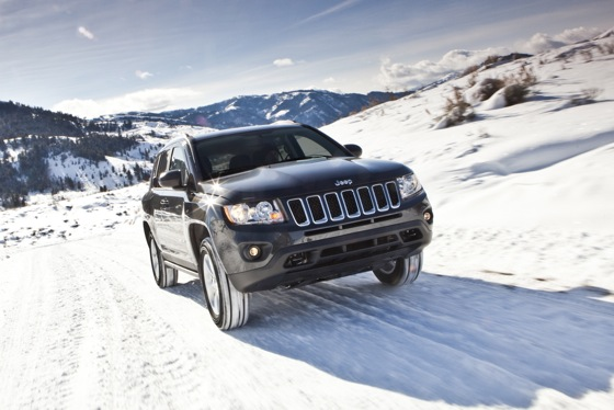 Compass Points - 2011 Jeep Compass First Drive featured image large thumb3