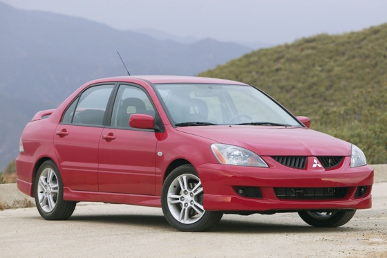 2002 - 2006 Mitsubishi Lancer - Used Car Review featured image large thumb0
