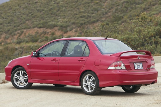 2002 - 2006 Mitsubishi Lancer - Used Car Review featured image large thumb1
