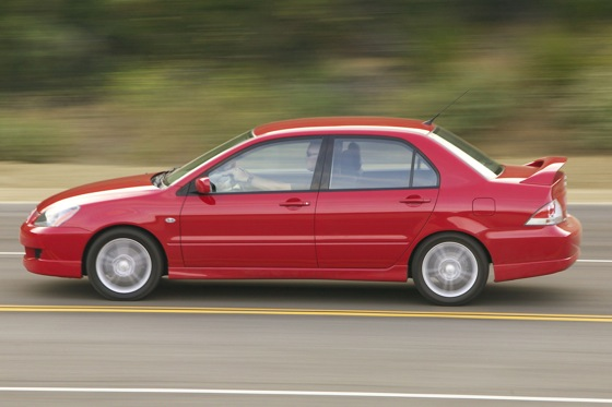 2002 - 2006 Mitsubishi Lancer - Used Car Review featured image large thumb2