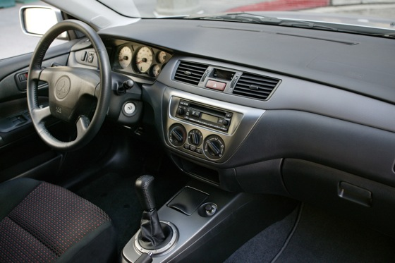 2002 - 2006 Mitsubishi Lancer - Used Car Review featured image large thumb4