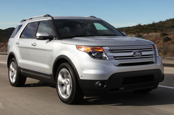 2011 Ford Explorer - New Car Review featured image large thumb0