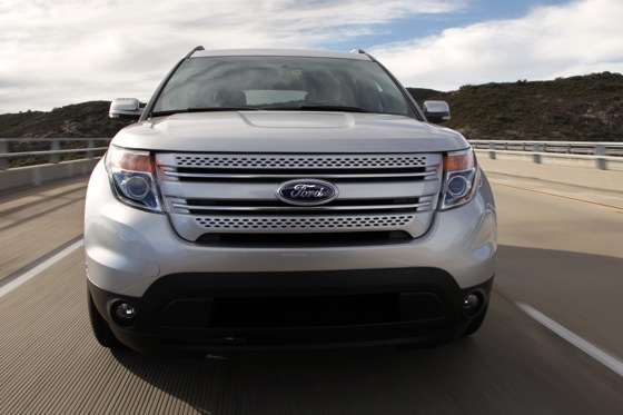 2011 Ford Explorer - New Car Review featured image large thumb1