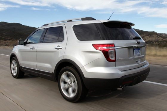 2011 Ford Explorer - New Car Review featured image large thumb2
