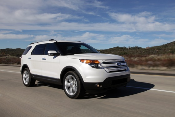 2011 Ford Explorer - New Car Review featured image large thumb3