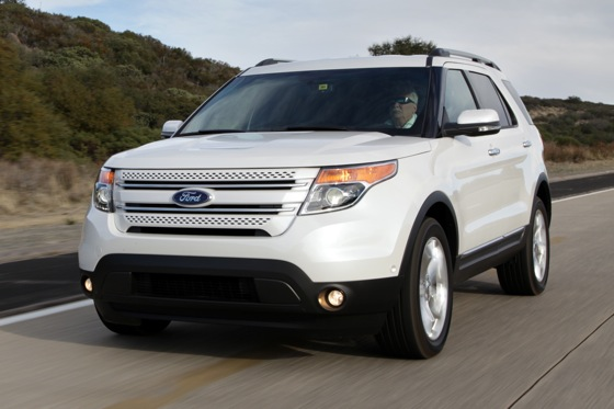 2011 Ford Explorer - New Car Review featured image large thumb4
