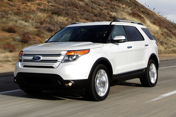 2011 Ford Explorer - New Car Review featured image large thumb5