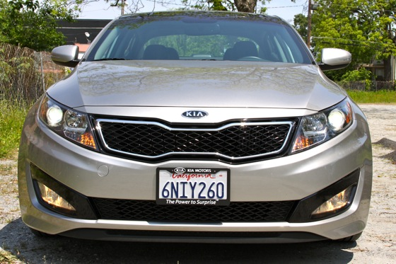 2011 Kia Optima - New Car Review featured image large thumb2
