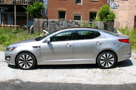 2011 Kia Optima - New Car Review featured image large thumb3
