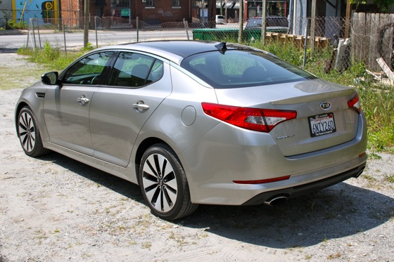 2011 Kia Optima - New Car Review featured image large thumb4
