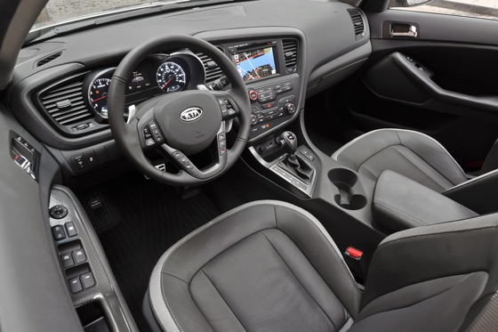 2011 Kia Optima - New Car Review featured image large thumb9