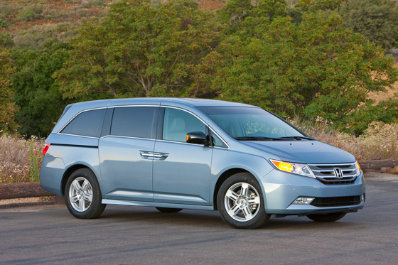 Honda Odyssey Joins the Exclusive Five Star Safety Club featured image large thumb0