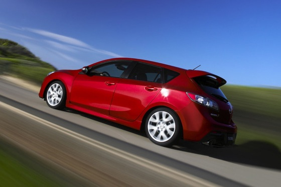 2011 Mazda Mazdaspeed3 - New Car Review featured image large thumb9