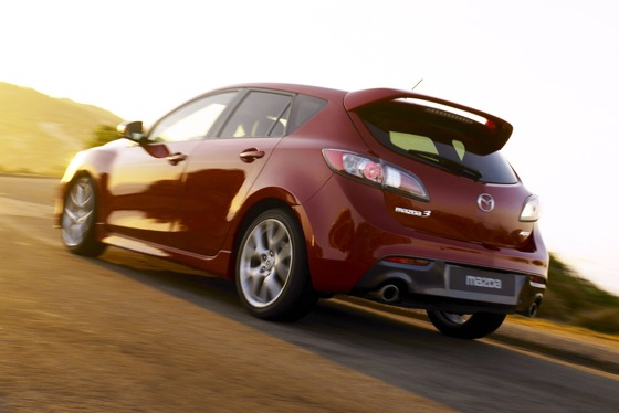 2011 Mazda Mazdaspeed3 - New Car Review featured image large thumb11