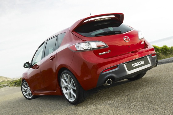 2011 Mazda Mazdaspeed3 - New Car Review featured image large thumb12