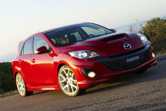 2011 Mazda Mazdaspeed3 - New Car Review featured image large thumb1