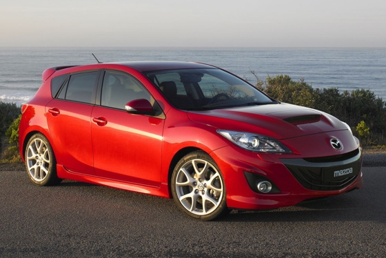 2011 Mazda Mazdaspeed3 - New Car Review featured image large thumb2