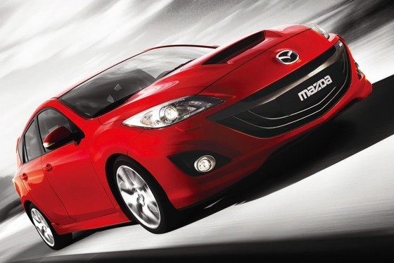 2011 Mazda Mazdaspeed3 - New Car Review featured image large thumb3