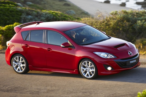 2011 Mazda Mazdaspeed3 - New Car Review featured image large thumb6