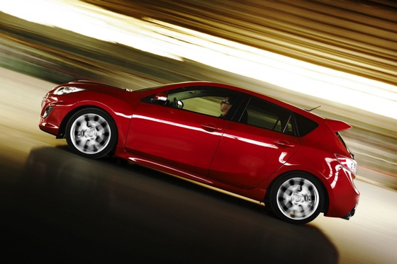 2011 Mazda Mazdaspeed3 - New Car Review featured image large thumb8