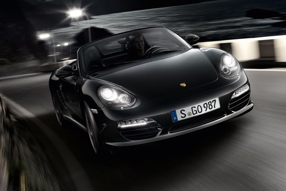 Porsche Boxster S Black Edition: Mr. Vader, Your Car Awaits featured image large thumb0