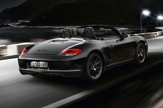 Porsche Boxster S Black Edition: Mr. Vader, Your Car Awaits featured image large thumb1