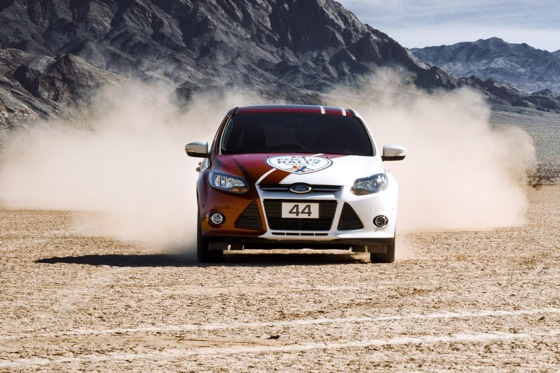 Ford Skips the Super Bowl to Launch Focus Rally Before the Game featured image large thumb0