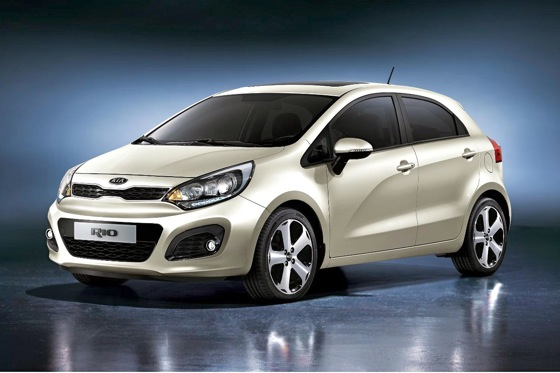 2012 Kia Rio Photos and Details are Released featured image large thumb0