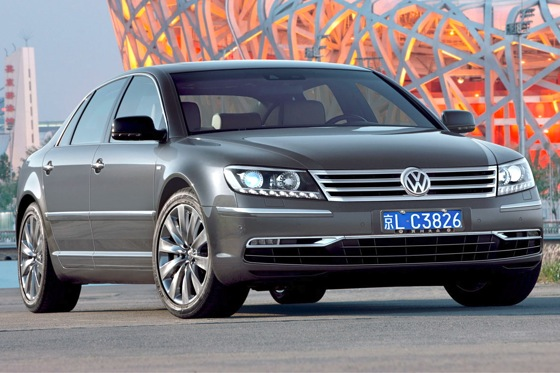 2011 Volkswagen Phaeton 3.0 V6 TDI 4Motion: Adventures in the Euro Zone featured image large thumb0