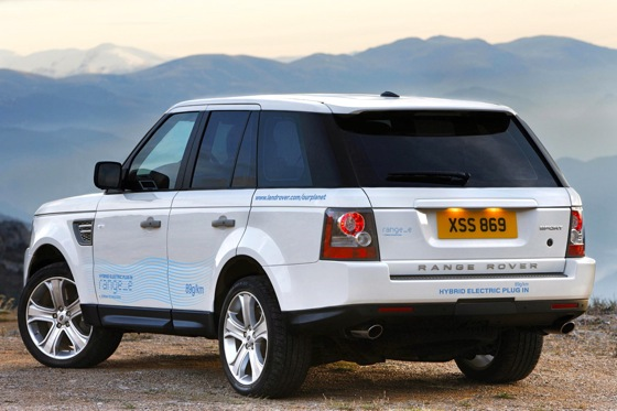 Land Rover's First Hybrid Will Feature a Diesel Engine featured image large thumb0