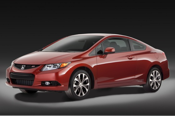 Honda Touts Improved Fuel Economy for 2012 Civic featured image large thumb0