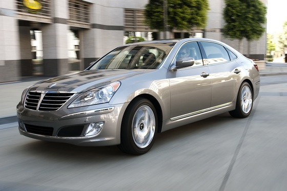 2011 Hyundai Equus - New Car Review featured image large thumb1