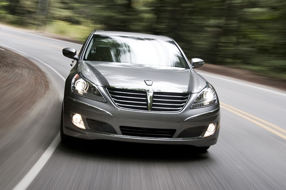 2011 Hyundai Equus - New Car Review featured image large thumb2