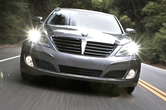 2011 Hyundai Equus - New Car Review featured image large thumb3