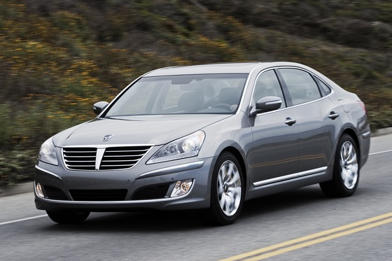 2011 Hyundai Equus - New Car Review featured image large thumb4