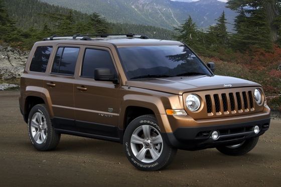2011 Jeep Patriot First Drive: The Patriot Act featured image large thumb0