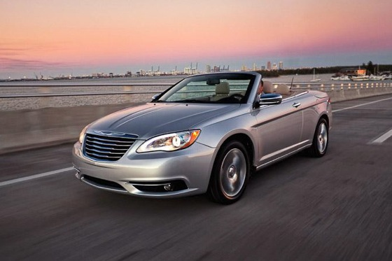 2011 Chrysler 200 Convertible First Drive: Fresh Air, Fresh Car featured image large thumb0