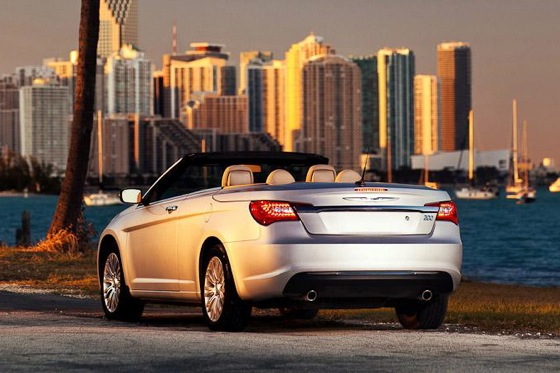 2011 Chrysler 200 Convertible First Drive: Fresh Air, Fresh Car featured image large thumb1