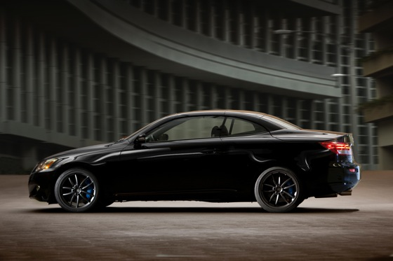 A Very Limited Edition Lexus - The IS 350C F Sport featured image large thumb2