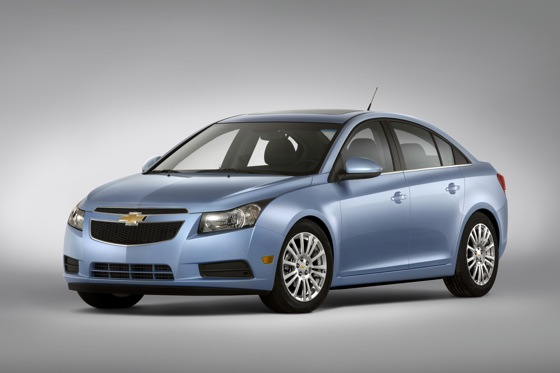 2011 Chevrolet Cruze Eco First Drive: Maximum Minimalist featured image large thumb0